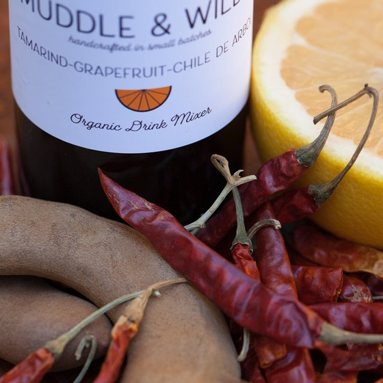 Muddle & Wilde - Tamarind Lime Chile de Arbole - 8oz Image