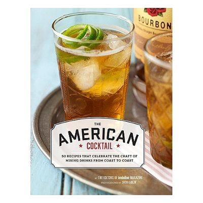 Book - The American Cocktail