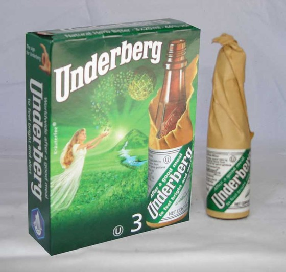 Underberg - Herbal Bitters 3 Pack
