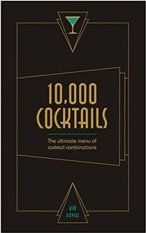 Book - 10,000 Cocktails