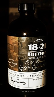 18.21 Bitters - Big Easy Cold Brew Coffee Concentrate