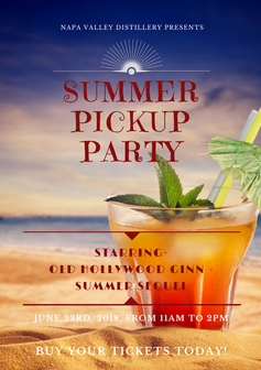Summer Pick Up Party 2018 - Open House!