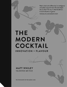 Book - The Modern Cocktail: Innovation and Flavour