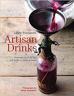 Book - Artisan Drinks: Delicious alcoholic and soft drinks to make at home