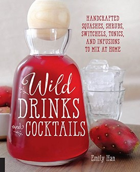 Book - Wild Drinks and Cocktails Image