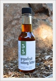 5 by 5 Tonics Co. - Grapefruit Oolong Bitters 5oz