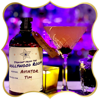 Aviator Cocktail - 4 Cocktails