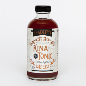 Bradleys - Barrel Aged Kina Tonic Syrup