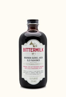 Bittermilk - No 1 Bourbon Barrel Aged Old Fashioned Mix Single Serving