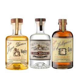 Best of Napa Distillery Spirits