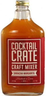Cocktail Crate - Sriracha Margarita Mixer