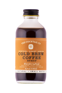 Yes Cocktail Co. - Cold Brew Coffee Simple Syrup