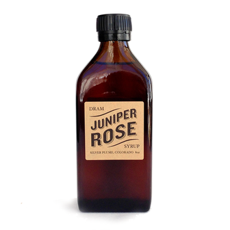 DRAM Apothecary - Juniper Rose Syrup