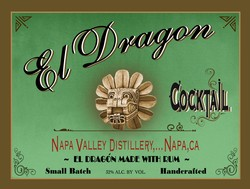 El Dragon Cocktail