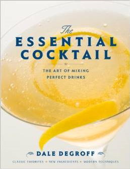 Book - Essential Cocktail: The Art of Mixing Perfect Drinks
