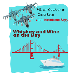 Whiskey & Wine on the Bay
