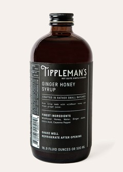 Tippleman's - Ginger Honey Syrup