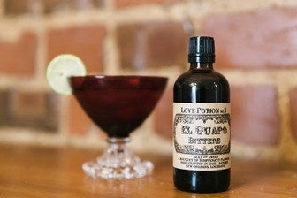 El Guapo - Love Potion #9 Bitters