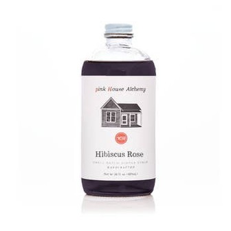 Pink House Alchemy - Hibiscus Rose Syrup