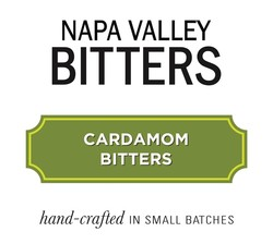 Napa Valley Bitters - Cardamom Bitters