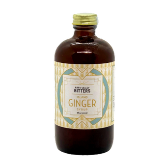Napa Valley Bitters - Island Ginger Syrup