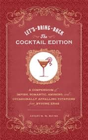 Book - Let's Bring Back Cocktail Edition Image
