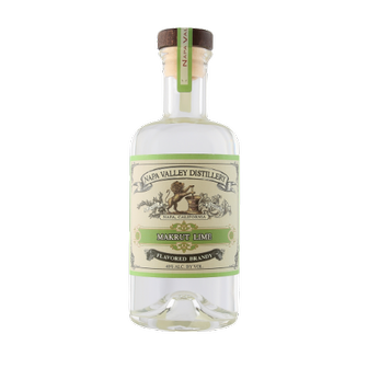 Lime Flavored Neutral Brandy