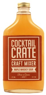 Cocktail Crate - Maple Whiskey Sour Mixer