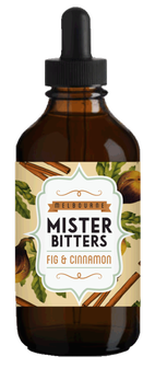 Mister Bitters - Fig & Cinnamon Bitters