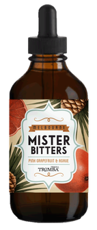 Mister Bitters - Pink Grapefruit & Agave Bitters