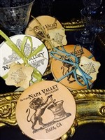 Misc - Coasters, Leather NVD (Set of 4)