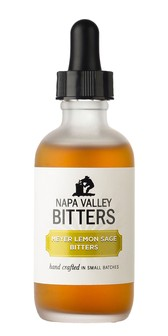 Napa Valley Bitters - Meyer Lemon Sage Bitters (2oz)