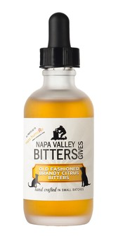 Napa Valley Bitters - Old Fashioned Citrus Bitters