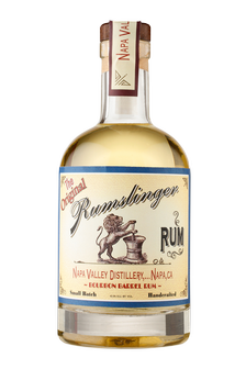 Napa Valley Distillery - Rumslinger Rum