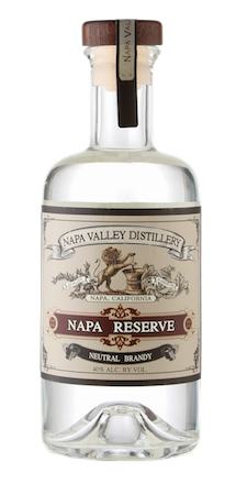 Napa Reserve Neutral Brandy 375ml
