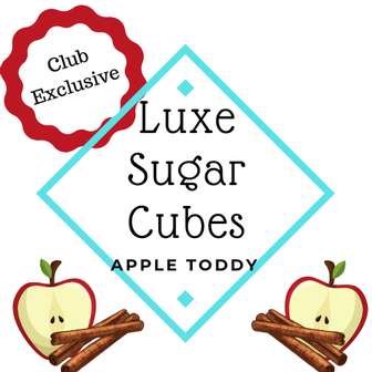 Luxe Sugar Cubes - Apple Toddy