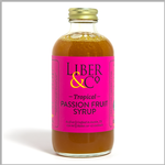 Liber & Co. - Passion Fruit Syrup
