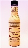 San Francisco Bitters Collection - Jamaica Ginger Bitters