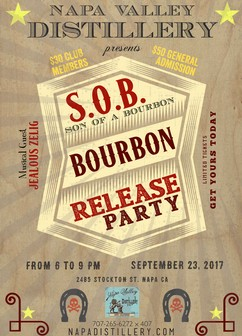 S.O.B. Bourbon Release Party