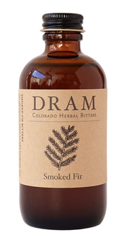 DRAM Apothecary - Smoked Fir Bitters Image
