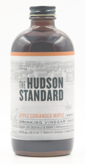 Hudson Standard - Apple Corriander Maple Shrub