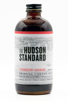 Hudson Standard - Strawberry Rhubarb Shrub