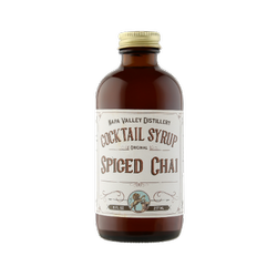 Spiced Chai Syrup