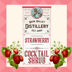 Strawberry Shrub
