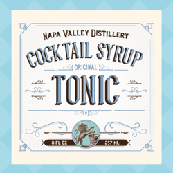 Napa Valley Distillery - Tonic Syrup