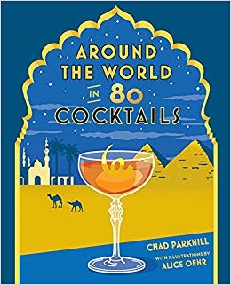 Book - Around the World in 80 Cocktails