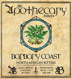 Apothecary Bitters - Barbary Coast Bitters Image