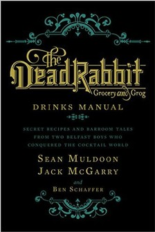 Book - Dead Rabbit Drinks Manual