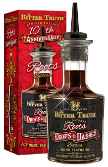 Bitter Truth Bitters - Drops & Dashes - Roots Image