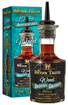 Bitter Truth Bitters - Drops & Dashes - Wood